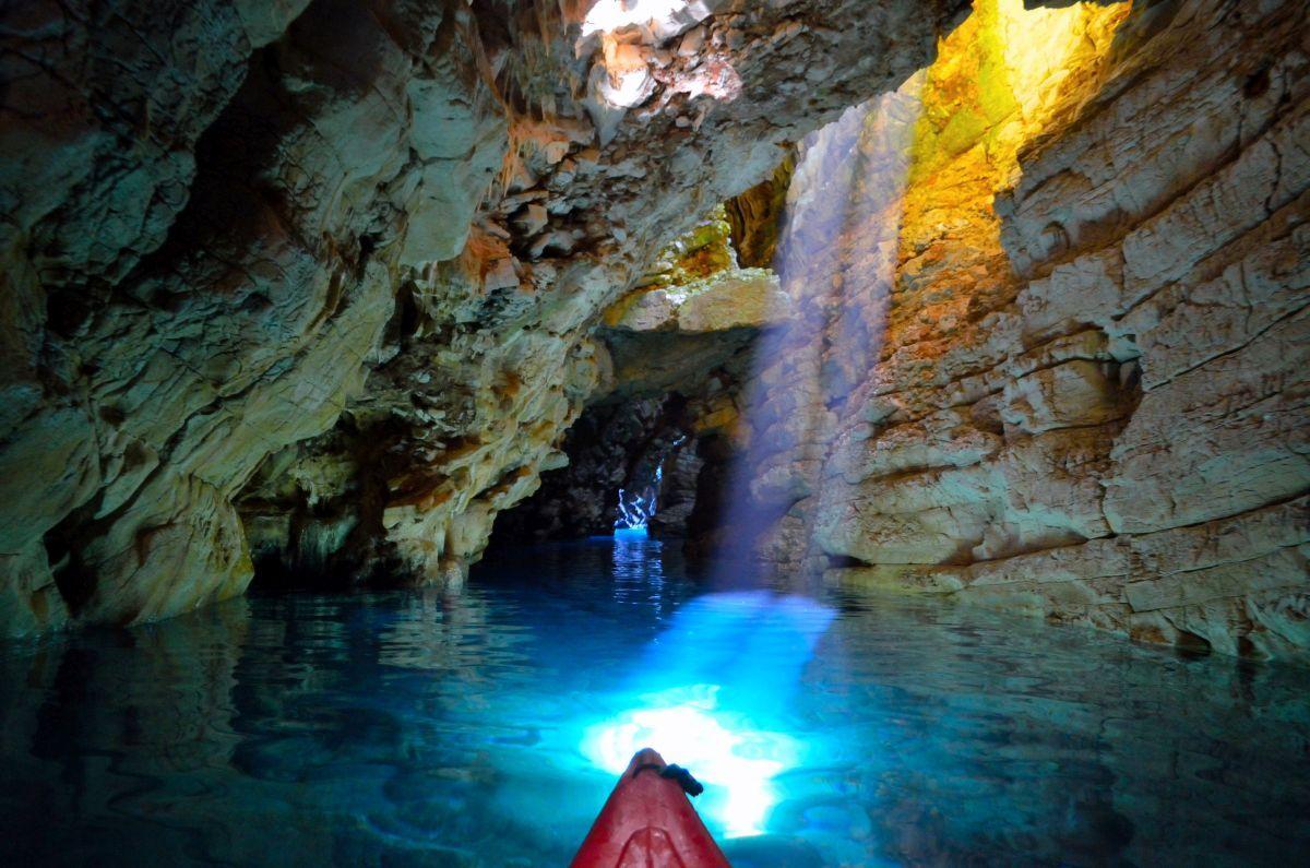 Dugi Otok Cave Croatia Travel Zadar Region Dalmatian Islands Croatia Large Island