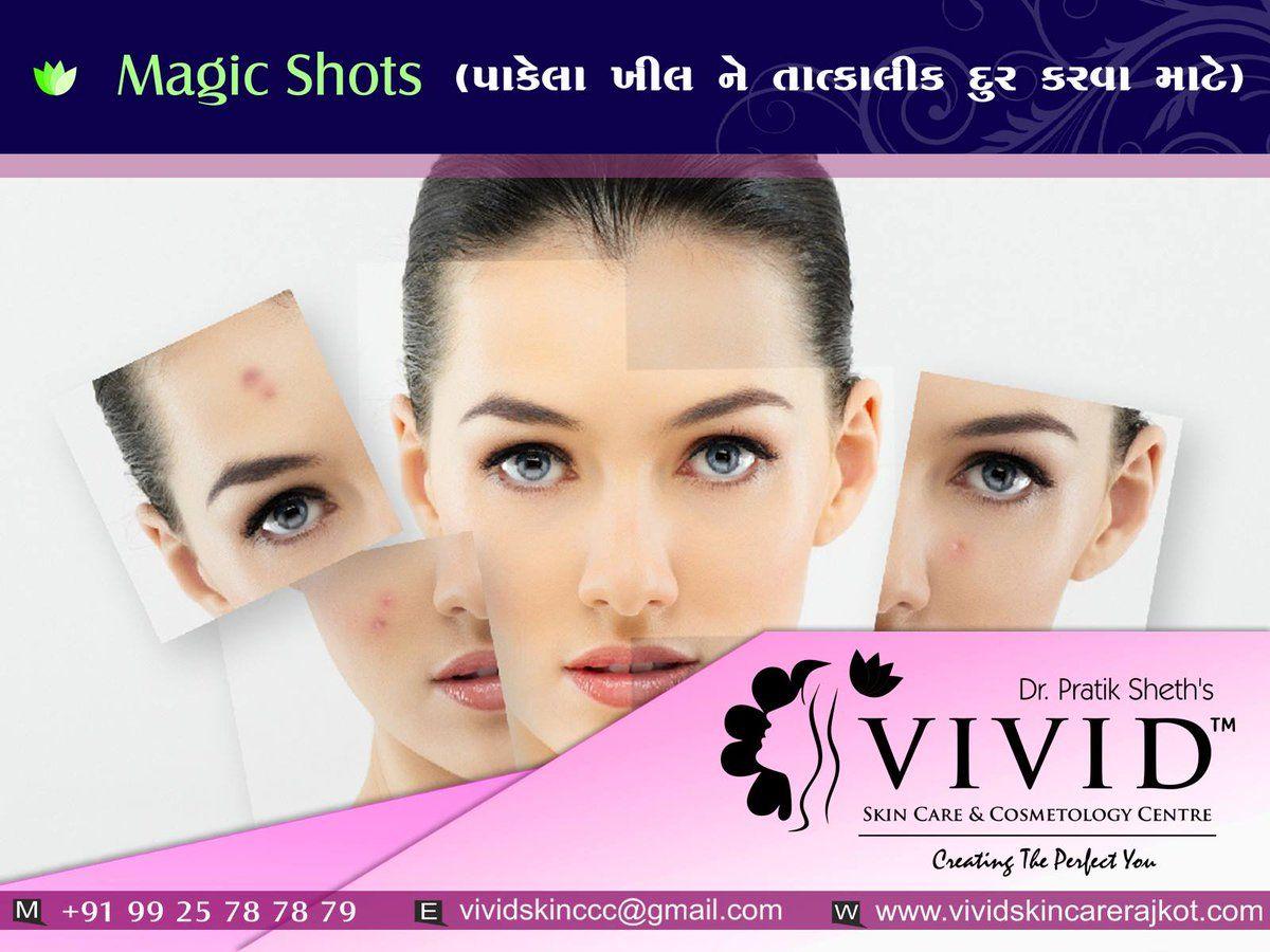 Dr. Pratik Sheth's VIVID Skin Care & Cosmetology Centre