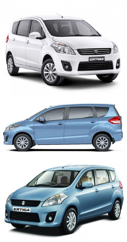 Suzuki Ertiga Facelift Likely To Be Unveiled At 2015 Giias