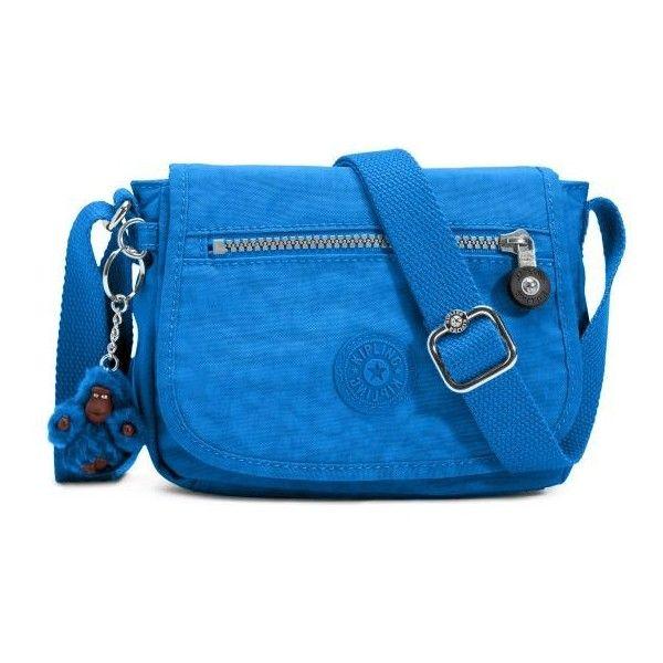 Kipling Sabian Crossbody Minibag (2,345 INR) ❤ liked on Polyvore featuring  bags, handbags