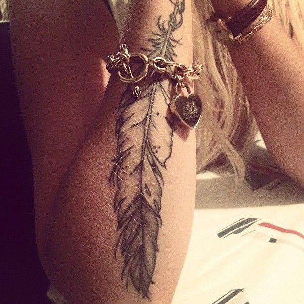 Tattoo Plume Tattoo Federtattoos Inspirierende Tattoos Und