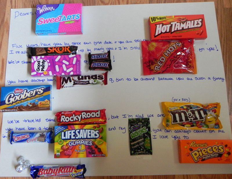 Candy Gram | Candy poster | Pinterest