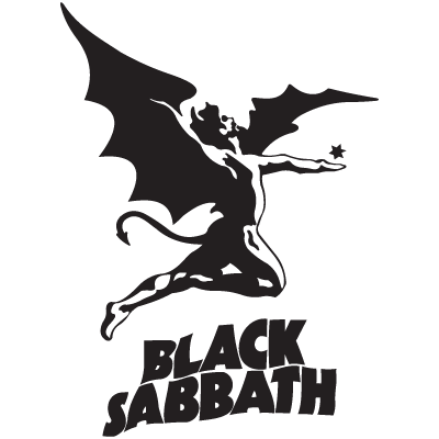 Rock Band Logos Vector Eps Ai Cdr Svg Free Download Black Sabbath Metal Tattoo Black Sabbath Albums