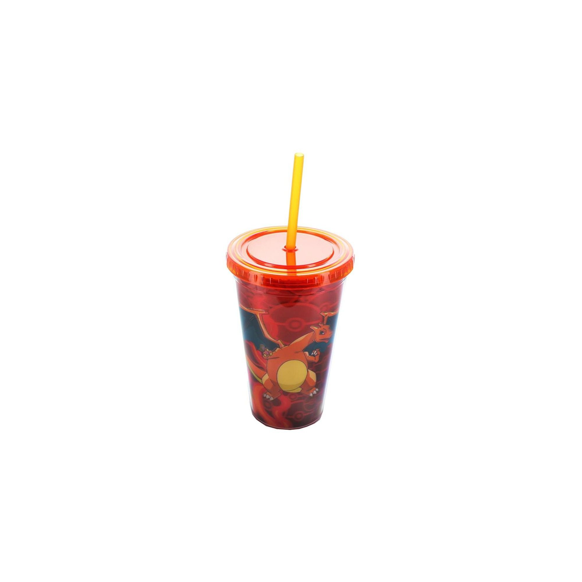 JUST FUNKY Pokemon carnival cup 16oz .