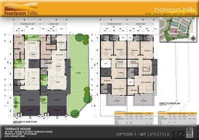 Architecture Design Presentation artworker 3084 - jon - sample 1 - vista architecture brochure