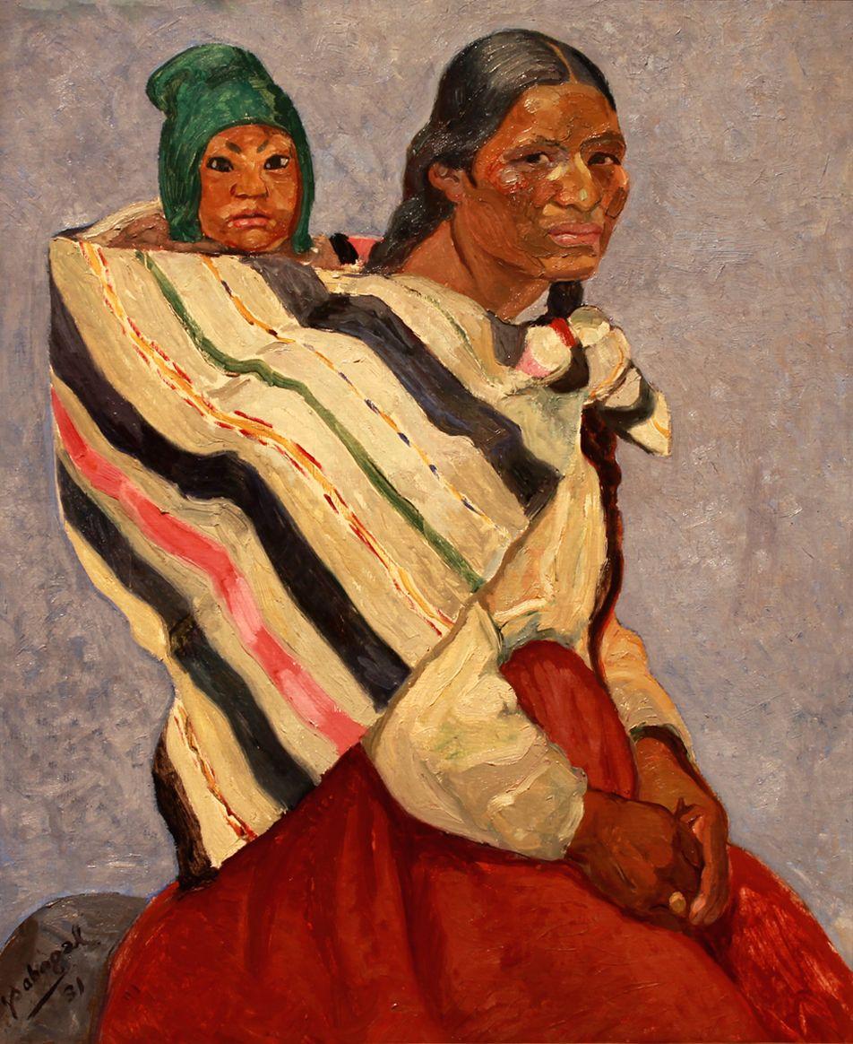 José Arnaldo Sabogal Diéguez - Pintor Peruano (1888 -1956) | my Peru ...
