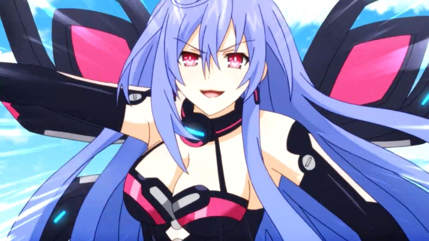 hyperdimension neptunia Iris Heart Hyperdimension