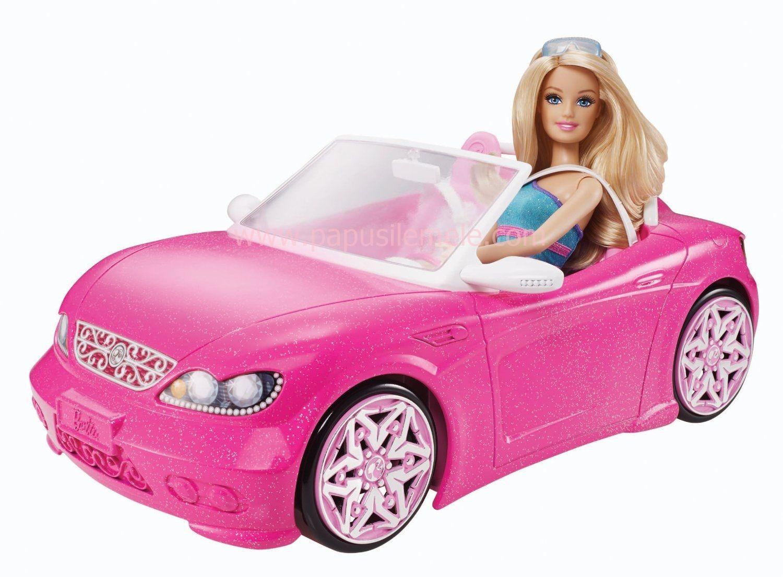 barbie glam convertible2