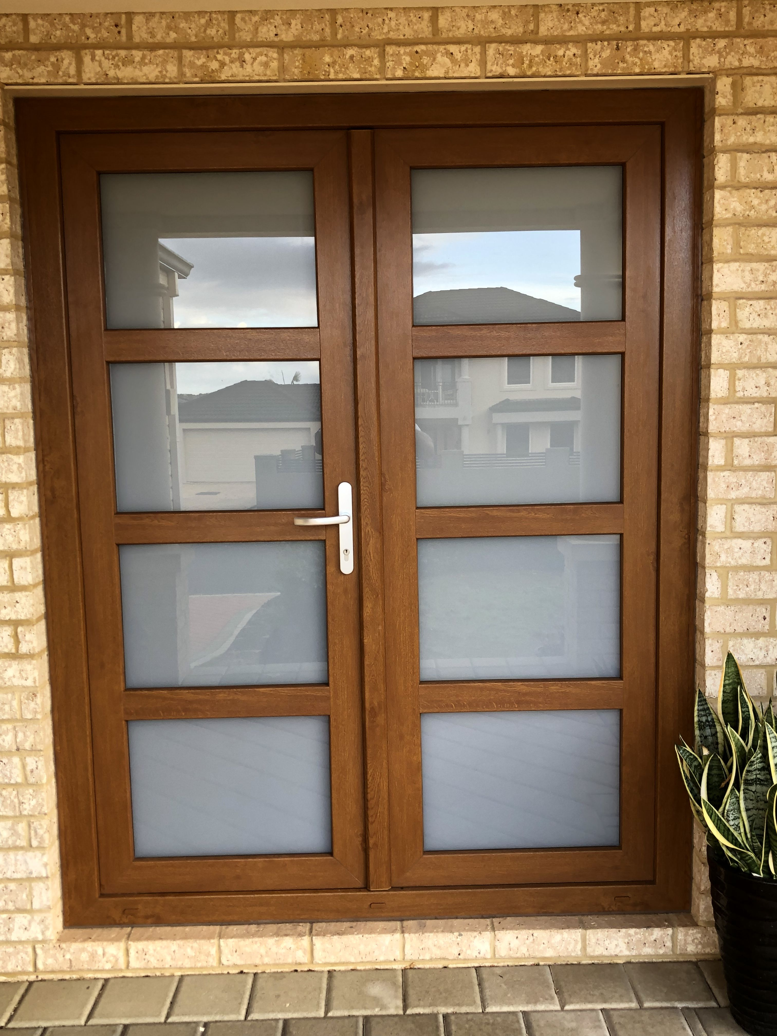 Upvc Double Glazed Doors By Affordable Double Glazing Double Glazed Front Doors Double Glazing Upvc Patio Doors