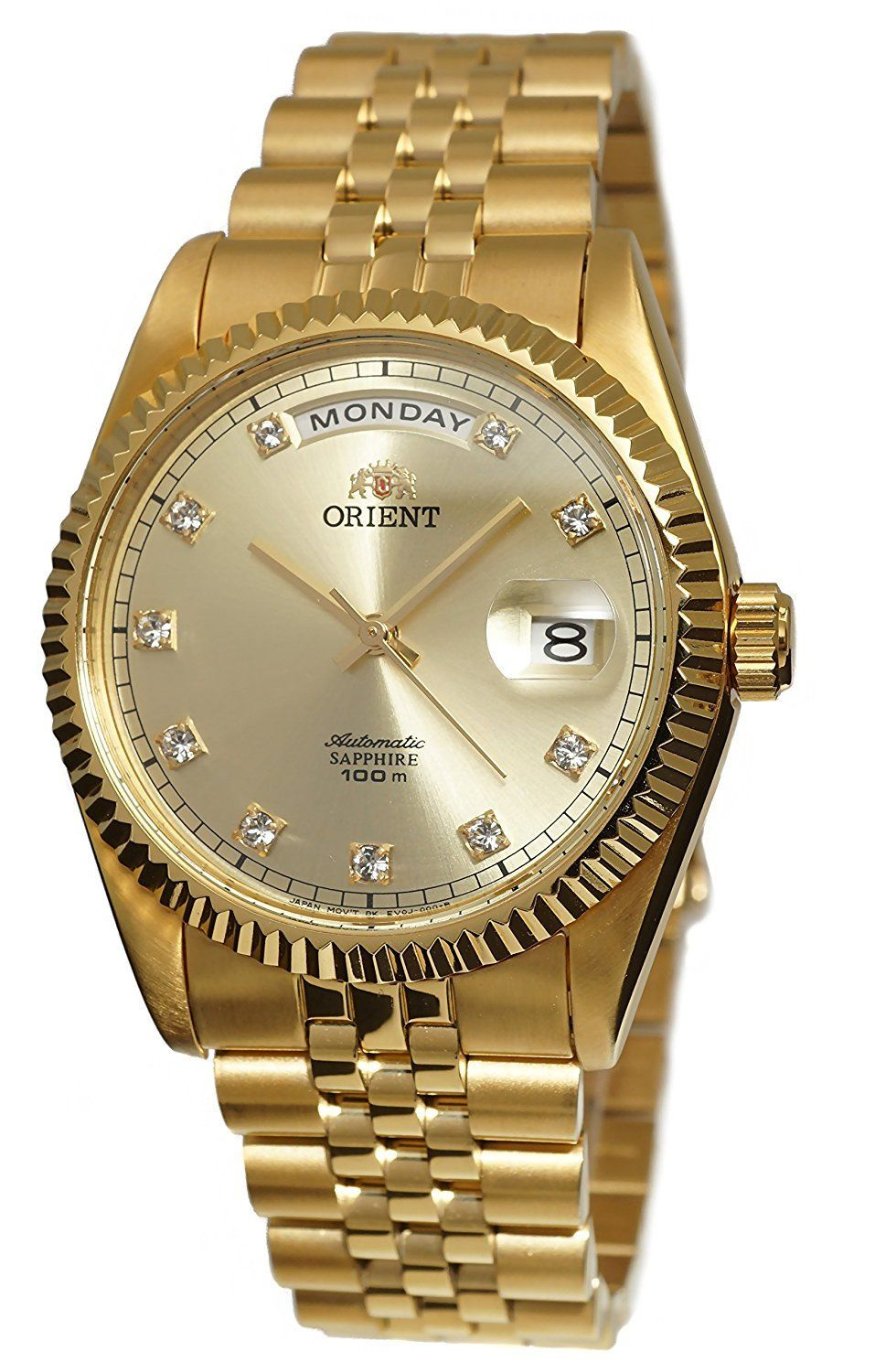 9286a9dcf4d 9 Affordable Rolex Day Date Homage Alternatives