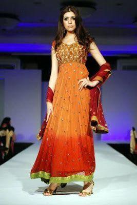Latest Pakistani Bridal Dresses 2013