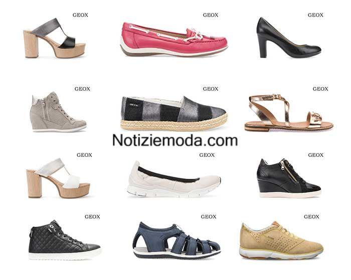 outlet store 0dce7 07348 Scarpe Geox primavera estate 2016 calzature donna | Scarpe ...