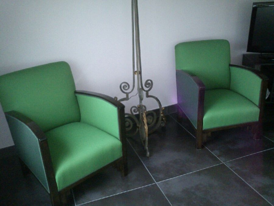 Accueil Laudel Formation Professionnelle Tapissier Décorateur - Formation decorateur interieur avec tapisser fauteuil crapaud