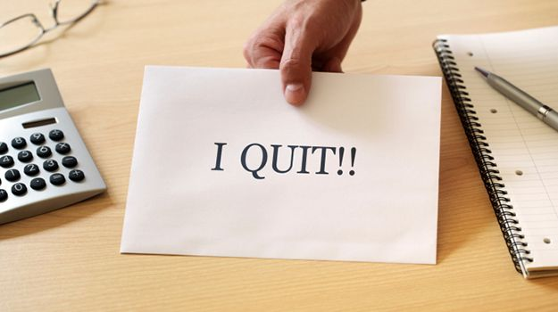 how to quit your job gracefully