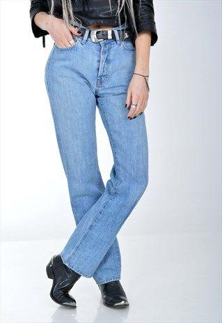 Vintage+90's+Diesel+High+Waist+Mom+Jeans