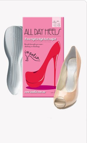 f309c8122091 Insolia inserts High Heels - the best high heel inserts