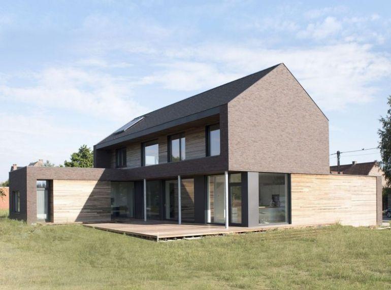 Construct r habitation passive à pipaix bureau d architectes