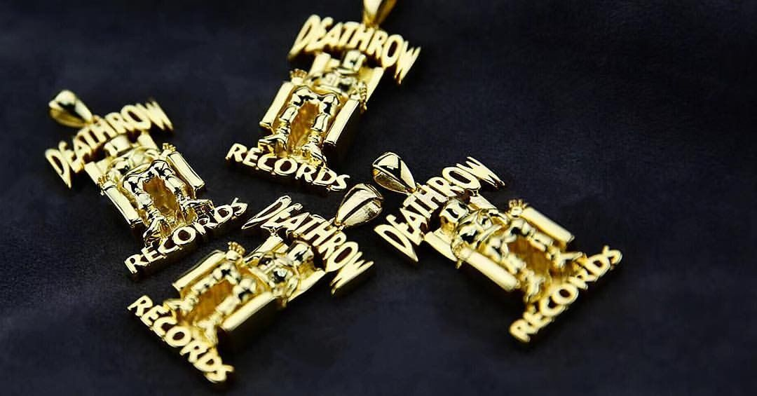 Death row records gold pinterest jesus piece and products deathrow tupac pendant with free chain now live on httpsbijouteriegonin aloadofball Choice Image