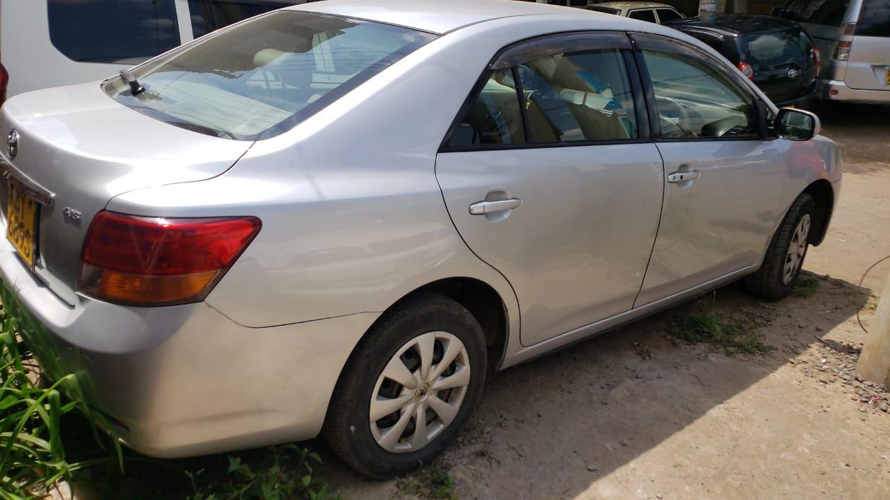 Pin on Toyota allion new shape in kenya 680k