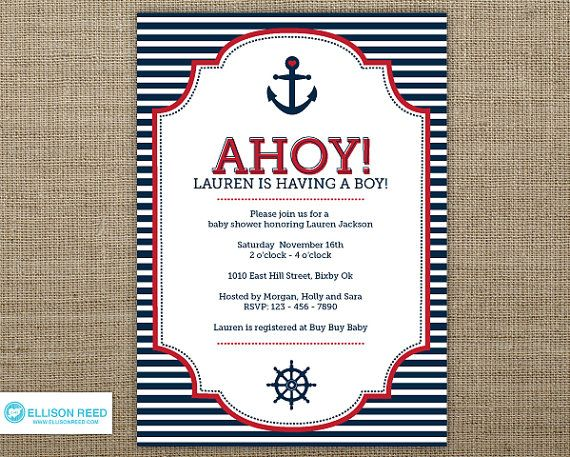 Top 25 ideas about Baby Shower Invitations on Pinterest   Jungle ...