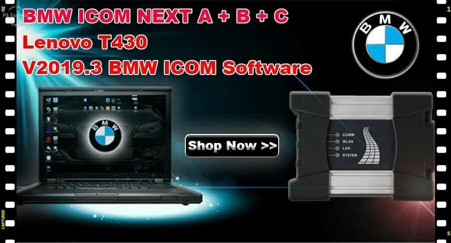 Wifi Bmw  Icom Next A   B   C With Lenovo T430 4g I5 Laptop Installed V2019 3 Ista Bmw Software