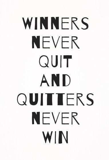 Winner Quotes Amusing Winners #quote #zitat  Becoming A Winner  Pinterest  Winner Quotes