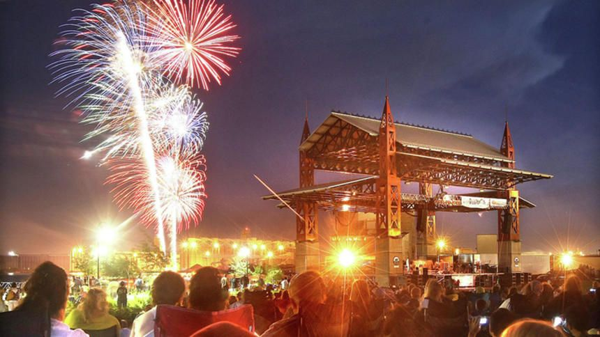 Duluth plans contingency fireworks in case of rain