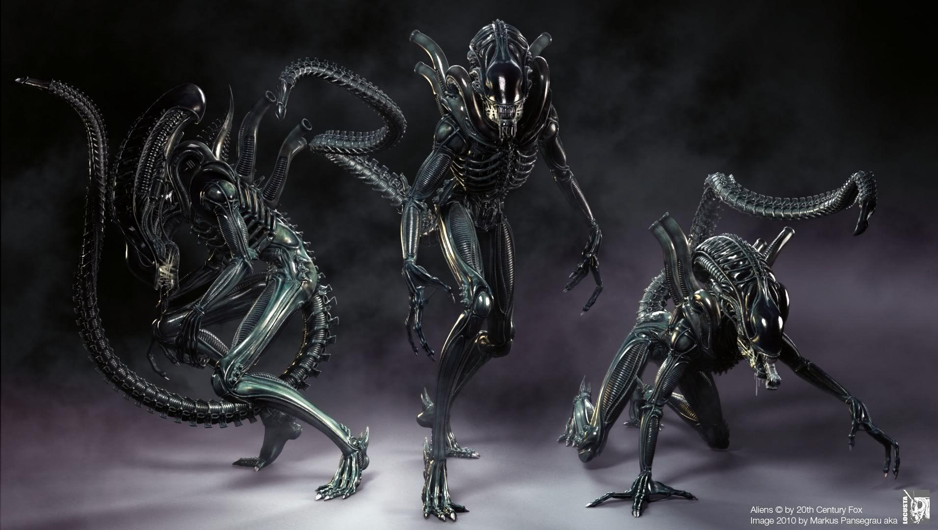 Alien Prometheus Franchises Xenomorph Swarm Alien 1979