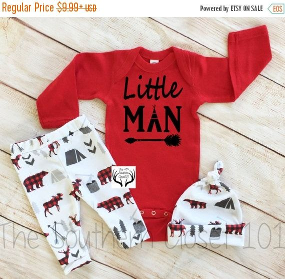 46015b456ae1 HUGE FLASH SALE 20% Baby Boy Coming Home OutfitNewborn Boy
