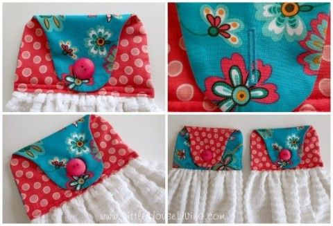 Homemade Hand Towel Fabulous Fabric Amp Sacred Sewing