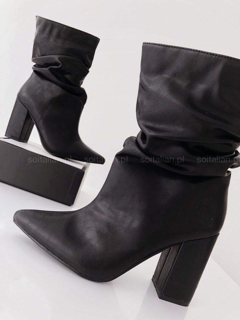 Rewelacyjne Botki Z Kolekcji Jesien Zima 2019 Model Uwielbiany Przez Gwiazdy I Blogerki Idealnie Sprawdzi Sie Do Codziennych Styliza Boots Ankle Boot Shoes