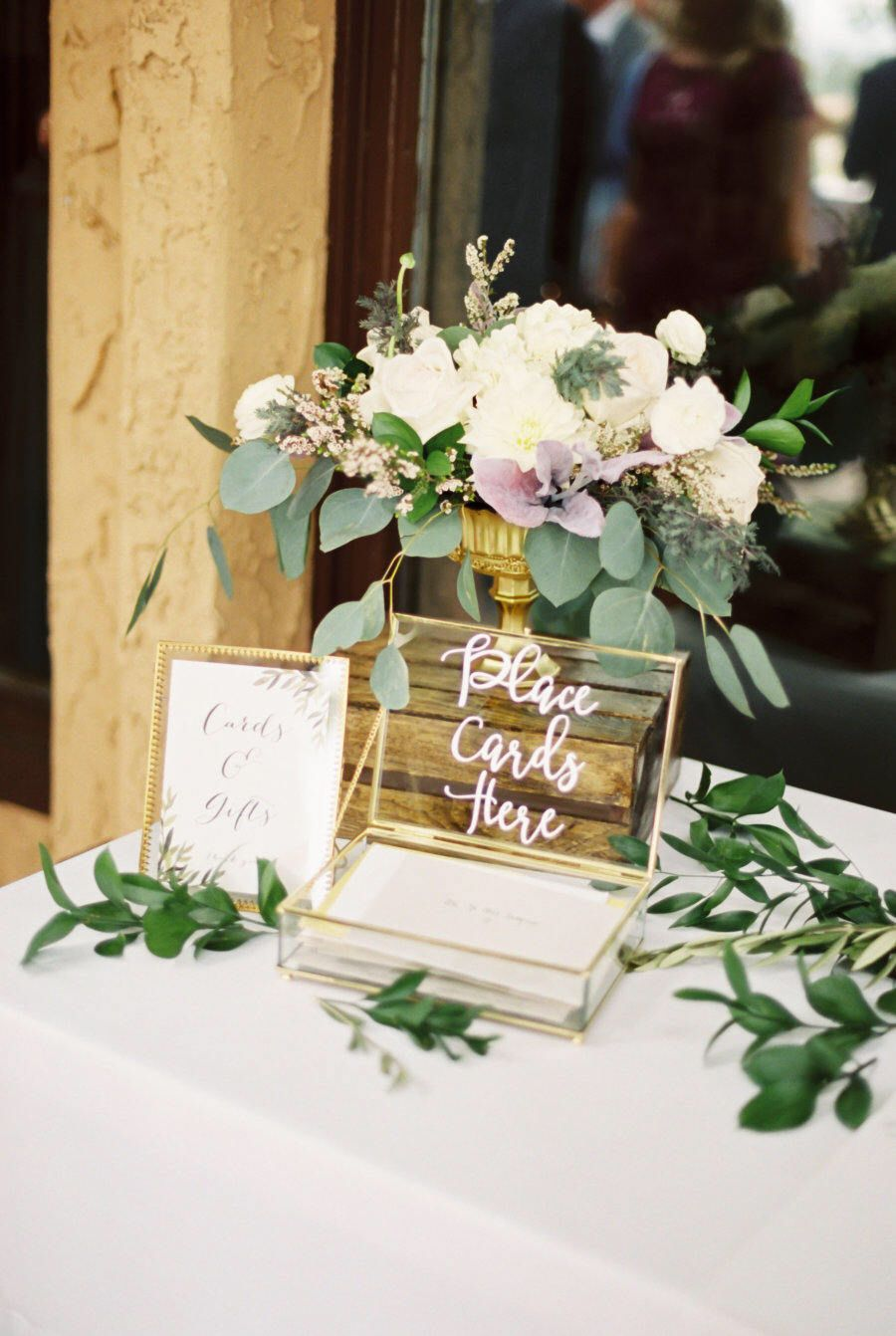 Card And Gift Table Sign Etsy Gift Table Wedding Wedding Welcome Table Wedding Table