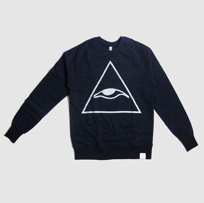 Visionquest Logo - Navy Sweatshirt