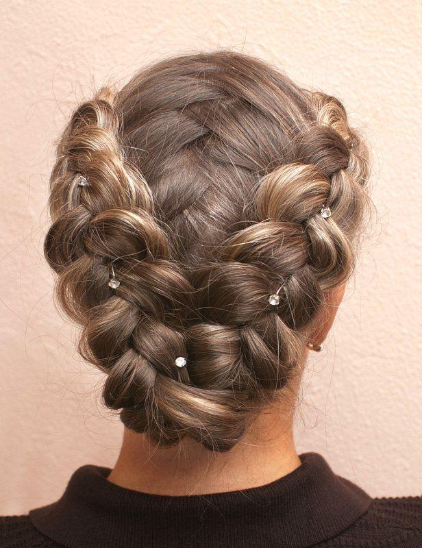 Картинки по запросу плетение кос фото | Красота волос ...