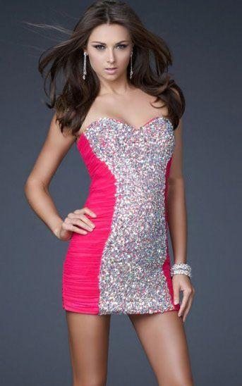 1000  images about Dresses on Pinterest  One shoulder Short ...