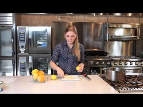 A little lemon or orange zest adds dimension to everything from savory dishes to sweet desserts. Zesting whole citrus is a snap once you know the technique.
