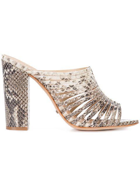 4a9d2387a SCHUTZ Veronika mules. #schutz #shoes #sandals | Schutz | Pinterest