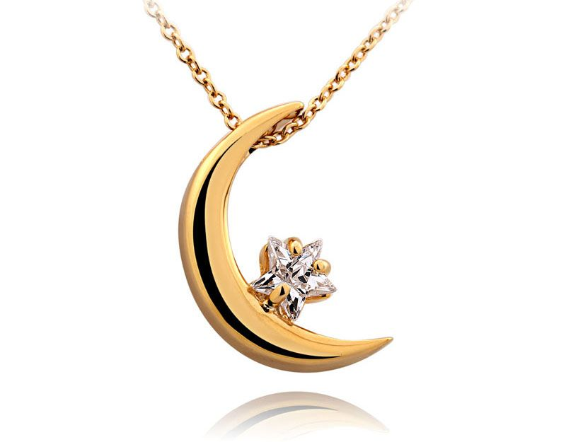 Top 14 moon necklace designs that you will like necklace designs in this photo gallery best moon necklace designs and moon pendant ideas with you aloadofball Choice Image