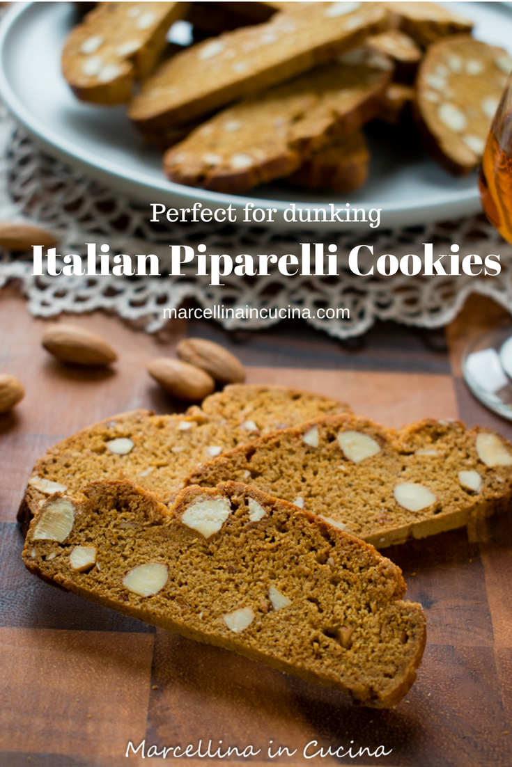 Photo of These Piparelli cookies are perfect for dunking!   Marcellina in Cucina