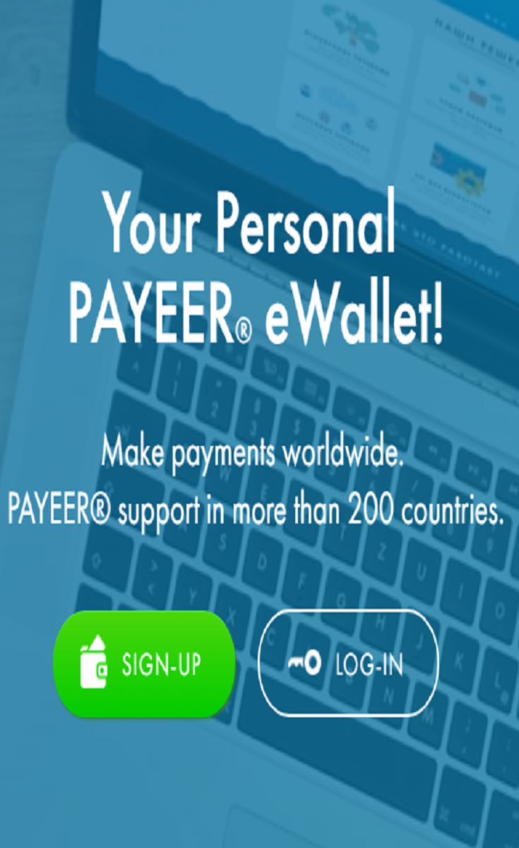 PAYEER®️ TransfersYou can send instant electronic transfer