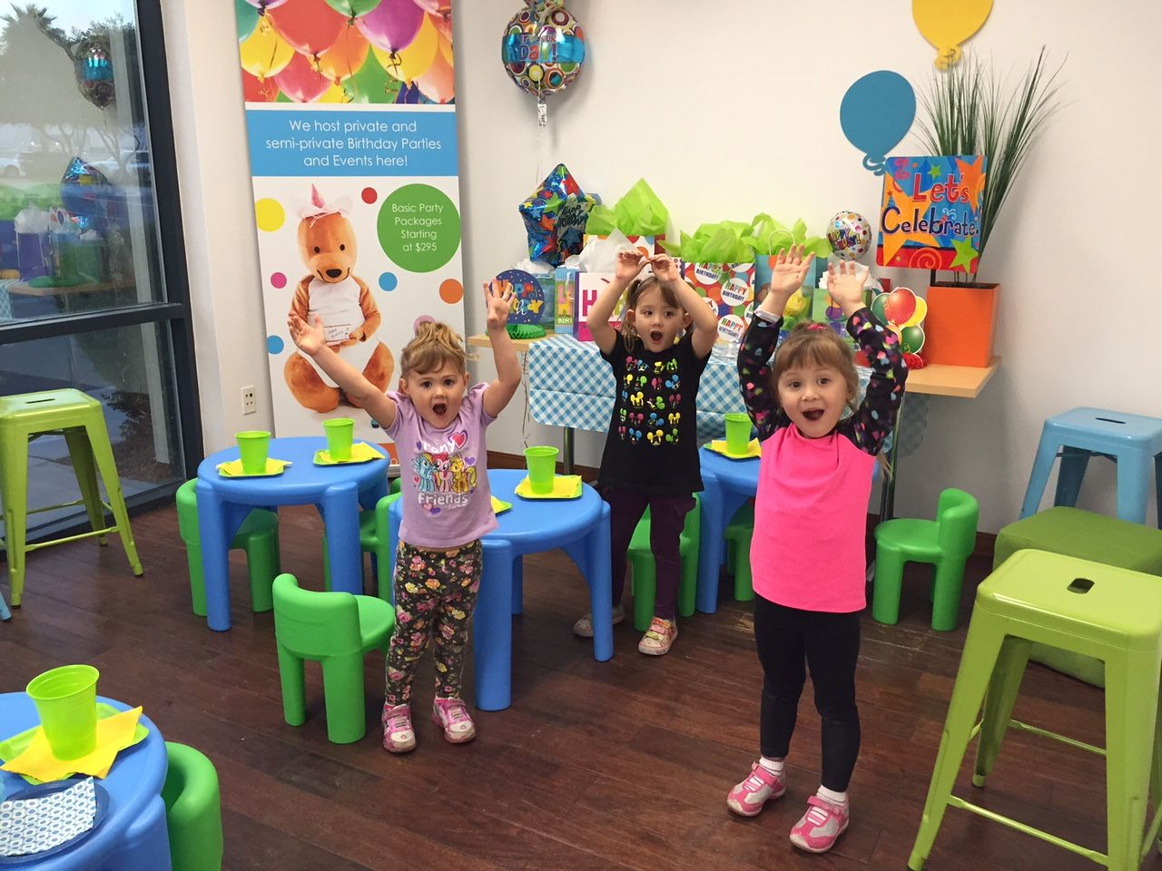 kangamoo indoor playground in las vegas birthday and