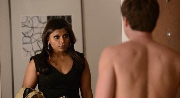 Apologise, but, Mindy kaling sex scene anal for