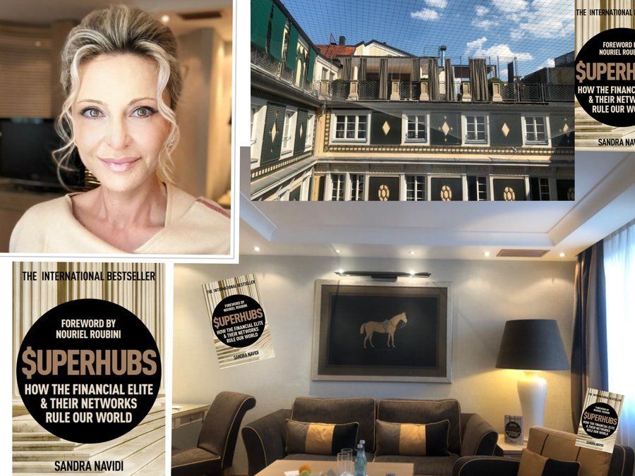 Going through my @MeetYourMaster pictures of last week. Footage 🎞  & further info on the shoot are still embargoed but suffice it to say: I had a fabulous time @BayrHof  in #Munich! Love it when my hotel is color-coordinated w/ my bestseller #SuperHubs.  Grinning face  #MeetYourMaster #MYM