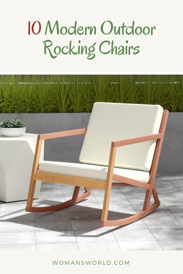 10 Best Outdoor Rocking Chairs Rocking Chair Relaxing Chair Chair