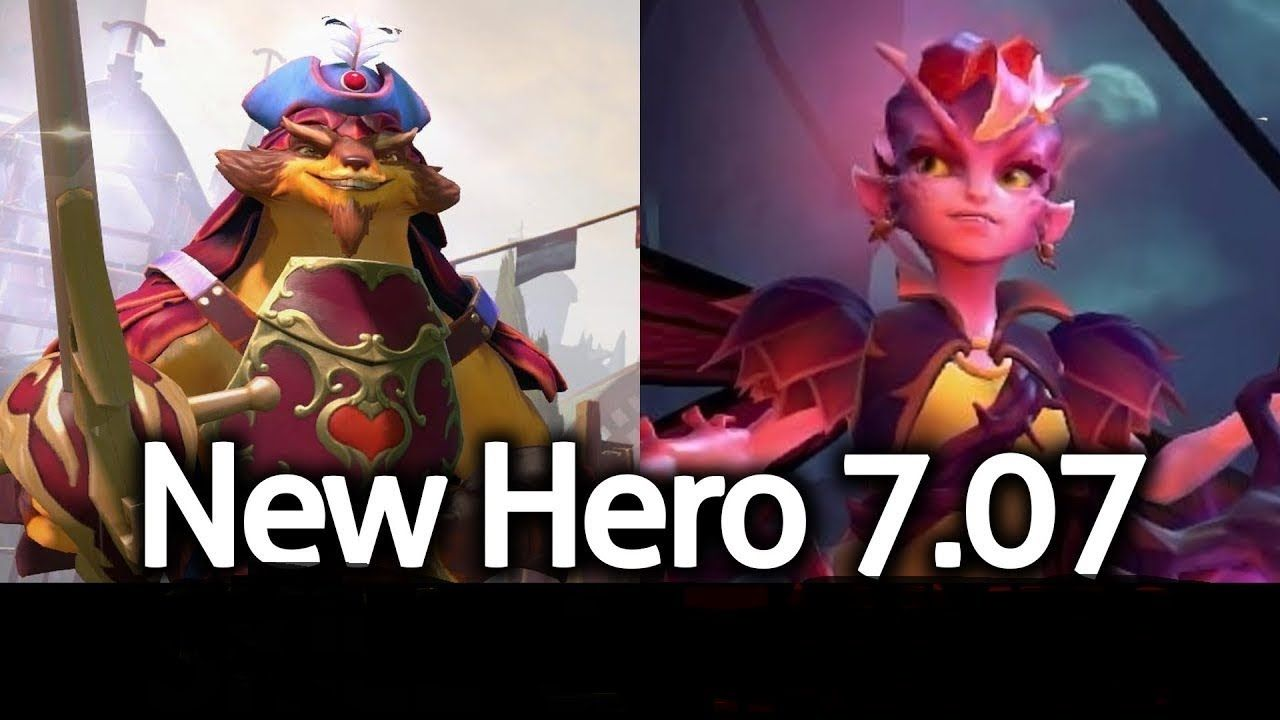 dark willow pangolier new heroes dota 2 by xerox gaming videos