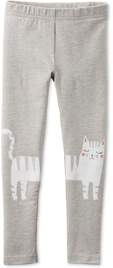 f41d94c5ba0d3f Kitty leggings!! | LITTLE ONES | Kids pants, Cat leggings, Girls in ...
