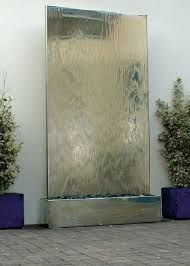 Image Result For Plexi Vertical Water Feature Water Feature Wall