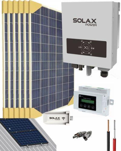 Pin de Edinson Perez en energia solar. Cubierta metalica