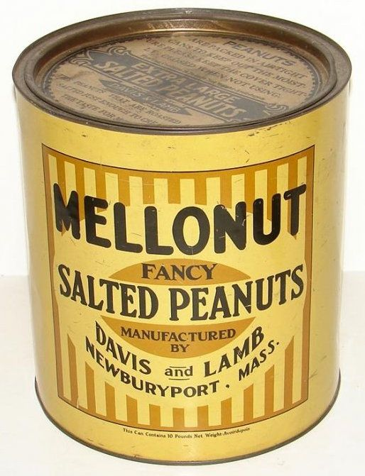 Mellonut Fancy Salted Peanuts