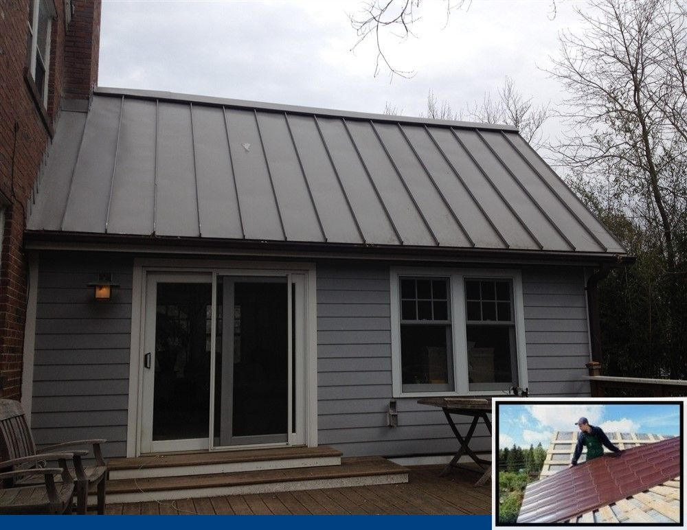 Metal Roof Paint Colors Sherwin Williams And Omni Metal Roofing Colors In 2020 Black Metal Roof Metal Roof Home Exterior Makeover
